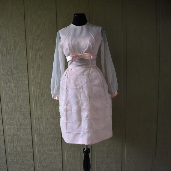Vintage 1950's three piece dress set