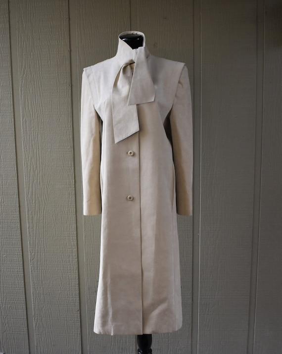 Vintage 1980's Pauline Trigere Coat