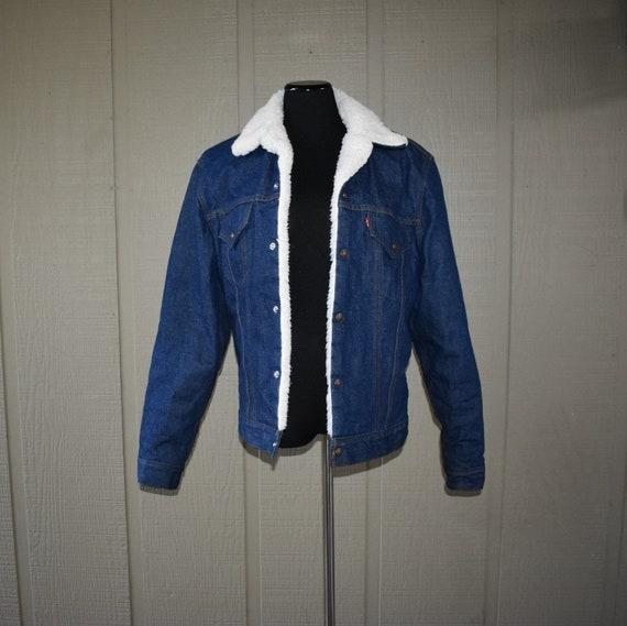 Vintage 1970s Levi's Trucker jacket