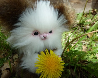 Fantasy Chibi Bear-Mouse