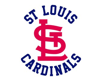 St Louis Cardinals Cut Files SVG Cutting File Instant Download
