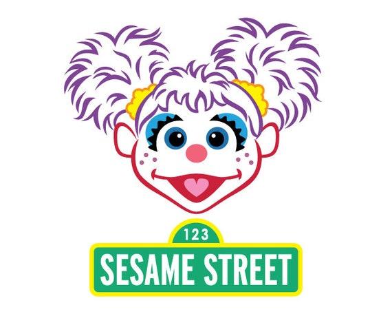 Abby Cadabby Svg Files Abby Cadabby Sesame Street Dxf Files Abby Cadabby Sesame Street Cricut File Abby Cadabby Svg File Instant Download