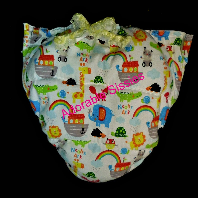 sissy diaper