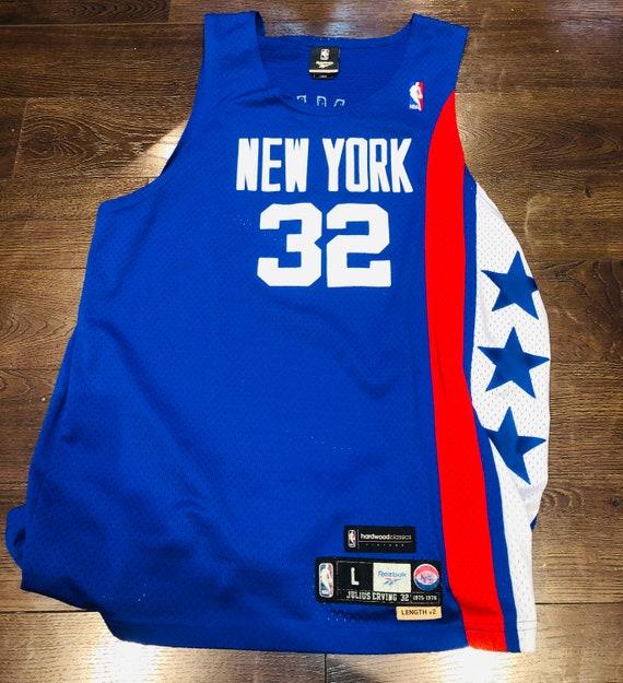 Julius Erving New York Nets