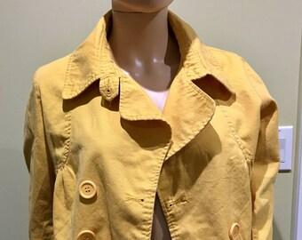 Mellow Yellow Blazer