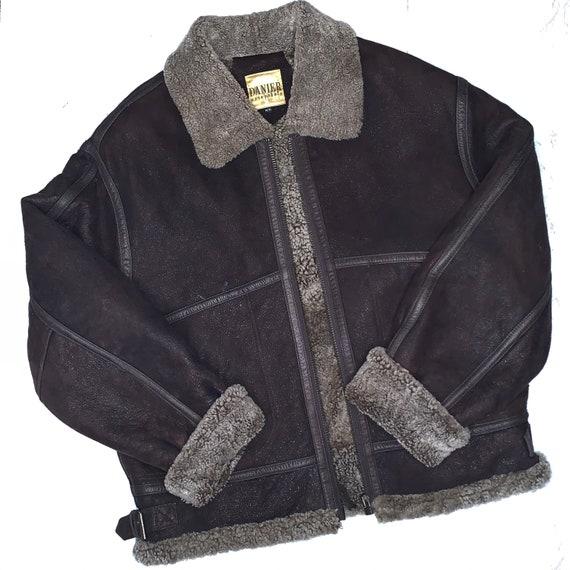 Lamb Shearling Coat
