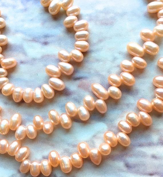 12pcs 11mm-12mm big Mauve Pearls-Genuine fresh water Pearl loose beads
