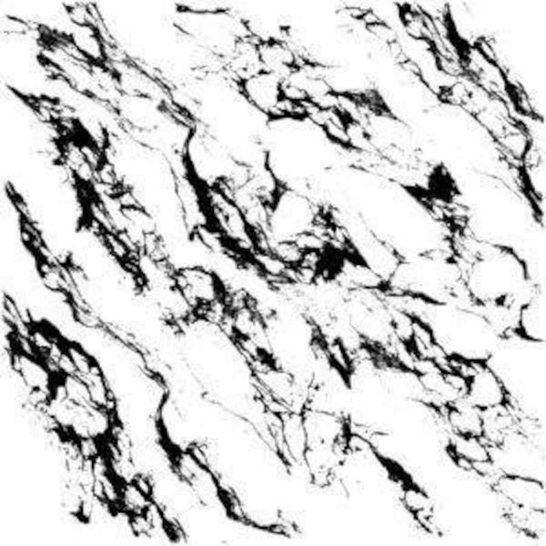 IOD Carrara Marble Decor Stamp