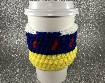 Snow White Coffee Cozy
