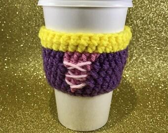 Rapunzel Coffee Cozy