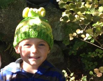 Child's Elephant Hat