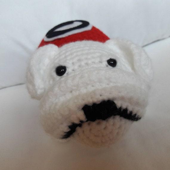 dffdc7bd2 Amigurumi crochet bulldog uga university of georgia etsy jpg 570x570 Uga  georgia crochet logo
