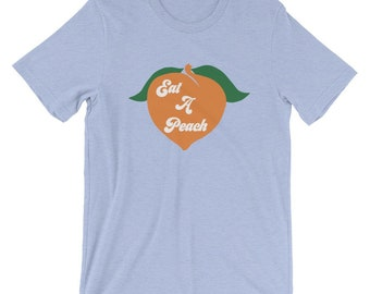 390687e97d3 Eat a peach T shirt! Allman Brothers Band