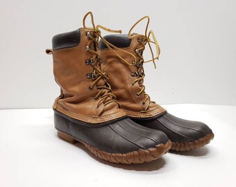 07c14c77c04 Mens winter boots 9   Etsy