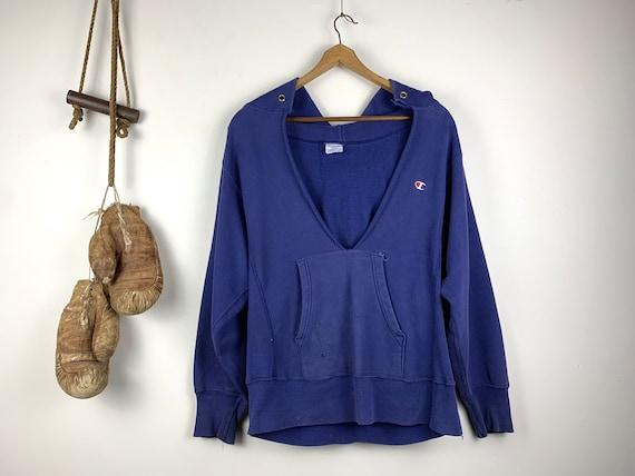 Vintage Champion Sweatshirt | Reverse Weave | 1980