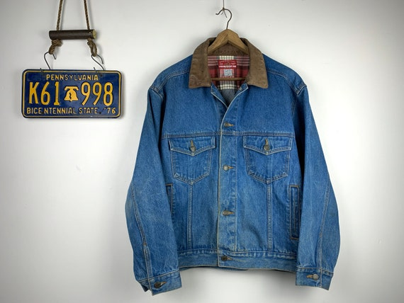 Marlboro Jacket | Vintage | Denim
