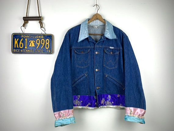 Denim Wrangler Jacket | Vintage | Made In USA