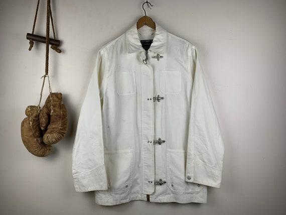 Ralf Lauren Chore Jacket | Vintage | Fireman Clasp