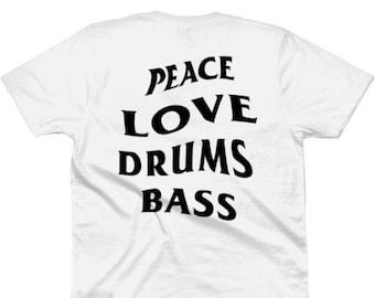 85bf463cdacd Anti Social Social Club x Peace Love Drums and Bass