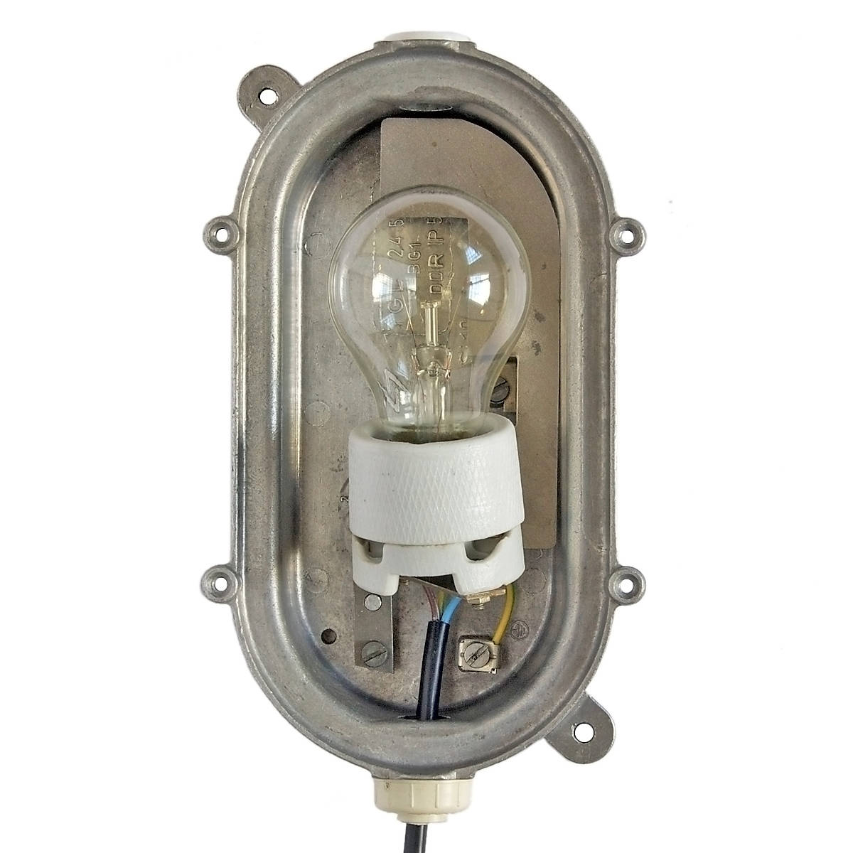 Industria lampada nave  Design Factory  Lampada Bunker