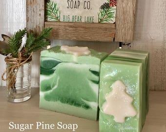 Sugar Pine Soap