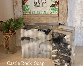 Castle Rock-Charcoal and Clay Soap