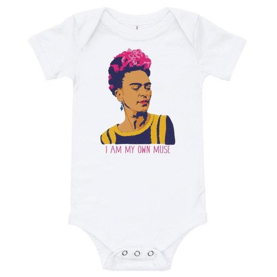 Frida Kahlo Bodysuit Shirt