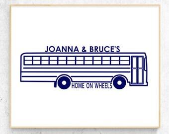 Bus Conversion Etsy