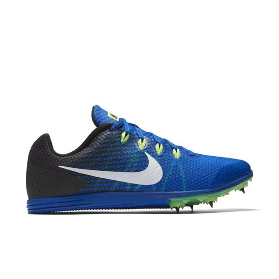 Rival D 9 Size 12.5 Blue/ Lime Green