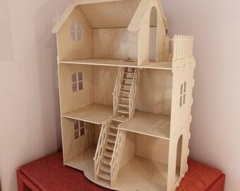 Barbie Doll House Etsy