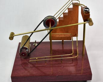 Marble Run - Unique Marble Machine - For the person who has everything (see video on FB or coolmarblerun.com)