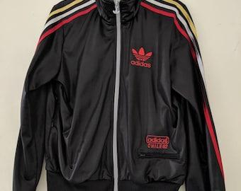 Details about Adidas Chile 62 Originals style Vintage 90's Vintage Mens Tracksuit Top Jacket