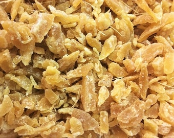 Diced Crystallized Ginger with Lime by Its Delish
