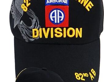 f4e7c3694c8ad 82nd Airborne Division Cap