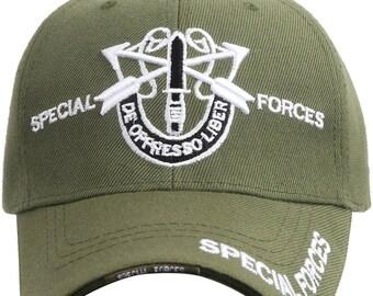 7e8009fc17e SPECIAL FORCES Cap