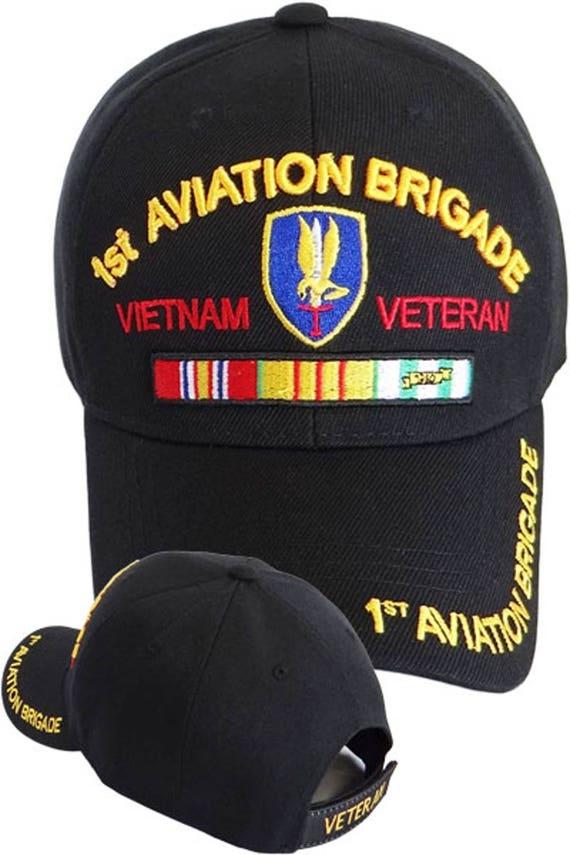 1St Aviation Brigade Vietnam Veteran Embroidered Cap