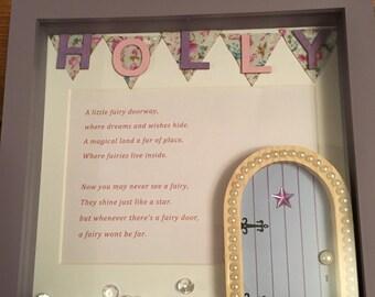 Fairy box frame