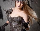 Cosplay, Dress Up, Halloween, Corset, Crown, Cosplay, Armor