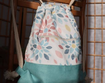 drawstring backpack/city bag/travel bag