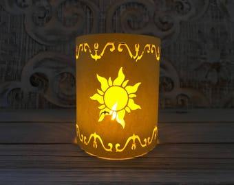 Tangled Lanterns Etsy