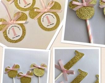 Minnie 1st BirthdayParty Package