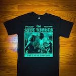 The Ain't Rights   Greenroom Hardcore Punk T-Shirt