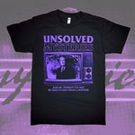 Unsolved Robert Stack | T-Shirt