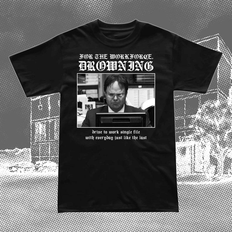 Thursday Dwight T-Shirt image 0