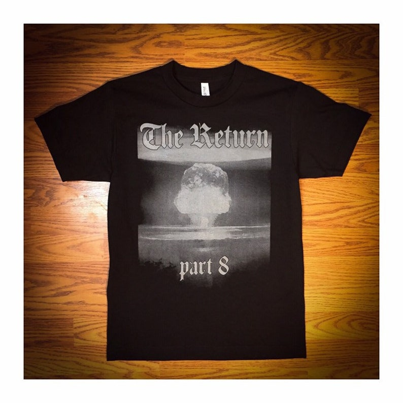 THE RETURN  TP T-shirt image 0