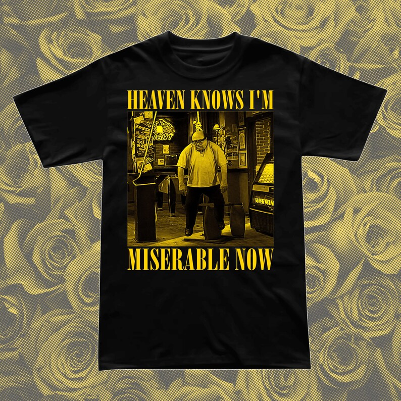 Always Sunny MISERY  IASIP T-Shirt image 0