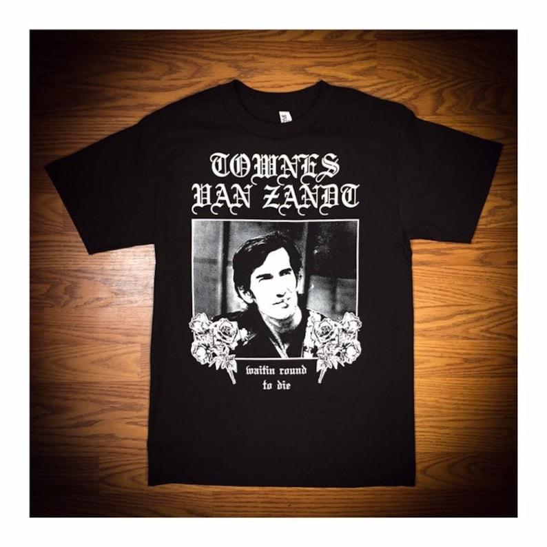 Townes Hardcore T-Shirt image 0