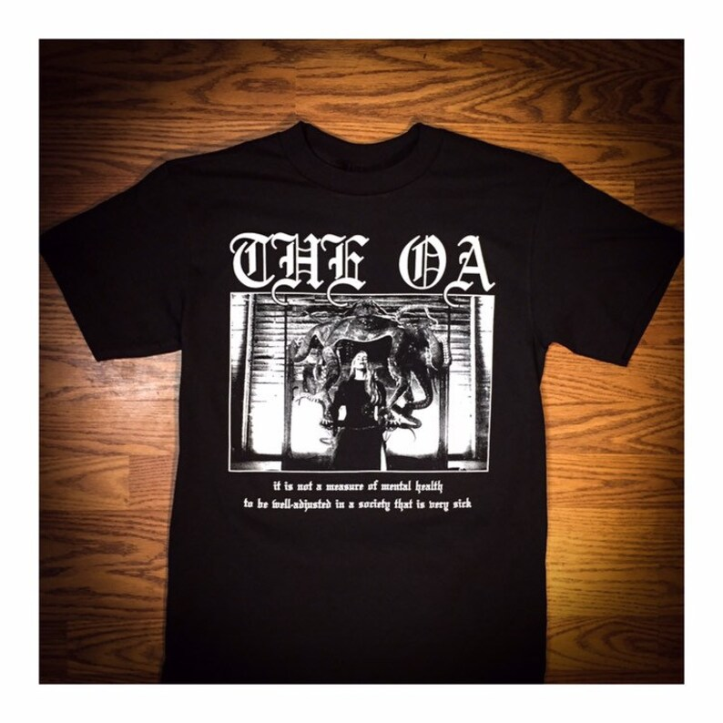 The O A Hardcore T-shirt  Show image 0