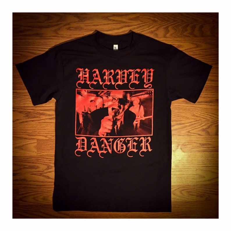 Flagpole Sitta T-Shirt  Harvey Danger image 0
