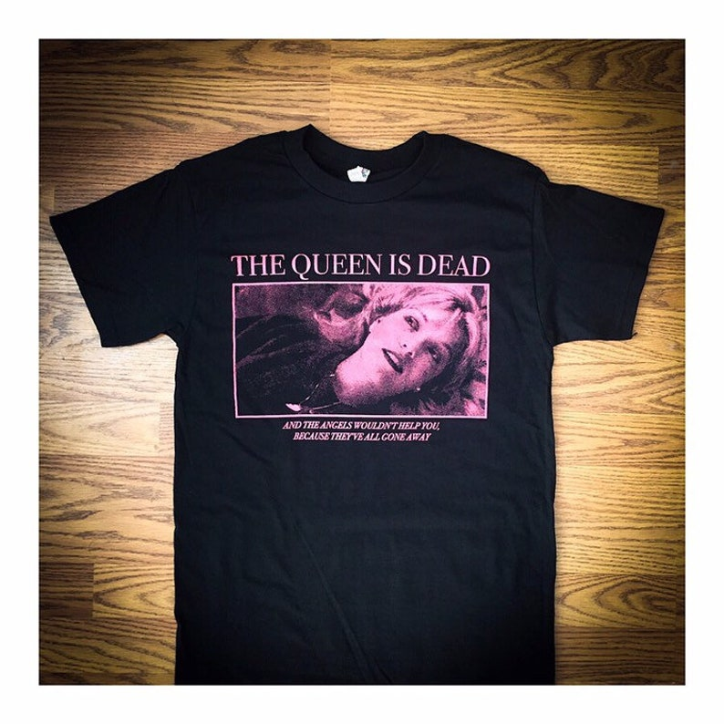 Queen Is Dead TP  Laura Palmer T-shirt image 0